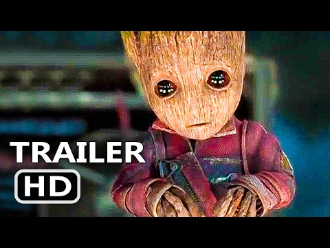 Thumbnail: GUARDIANS OF THE GALAXY 2 Official Baby Groot TV Spot (2017) Superhero Movie HD