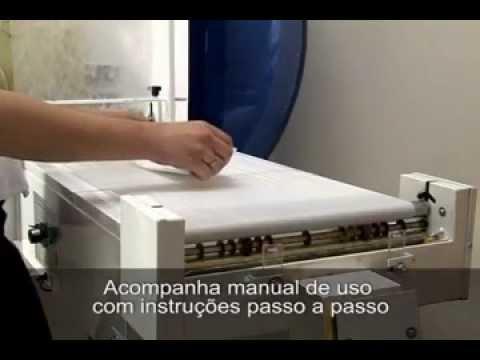 Máquina de Fralda Infantil e Geriátrica Rimaq