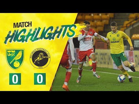 Norwich Millwall Goals And Highlights