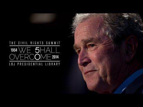 LBJ Library Civil Rights Summit - Day 3 - Evening Panel (5:30-8:00 pm CDT)