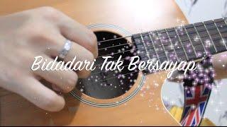 Bidadari Tak Bersayap (Anji) - James Adam acoustic cover Mp3