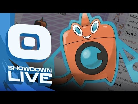 Pokemon Sun and Moon! OU Showdown Live w/PokeaimMD, Blunder,