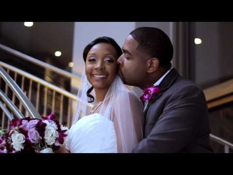 Atlanta Wedding Videography - It Takes Work: Alton & Debra's Cinematic Trailer - 30309