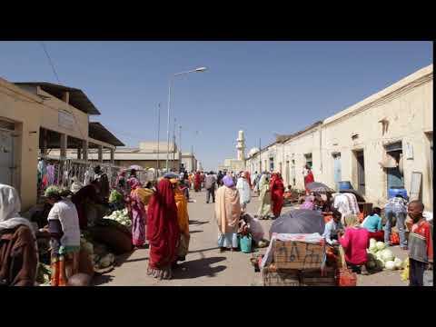 Market day, Adi keyh, Eritrea