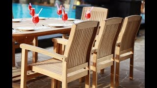 Teak Outdoor Furniture Indonesia | Best Teak Garden And Patio Furniture