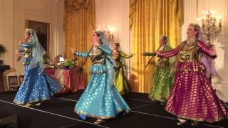 Nomad Dancers White House Nowruz Celebration