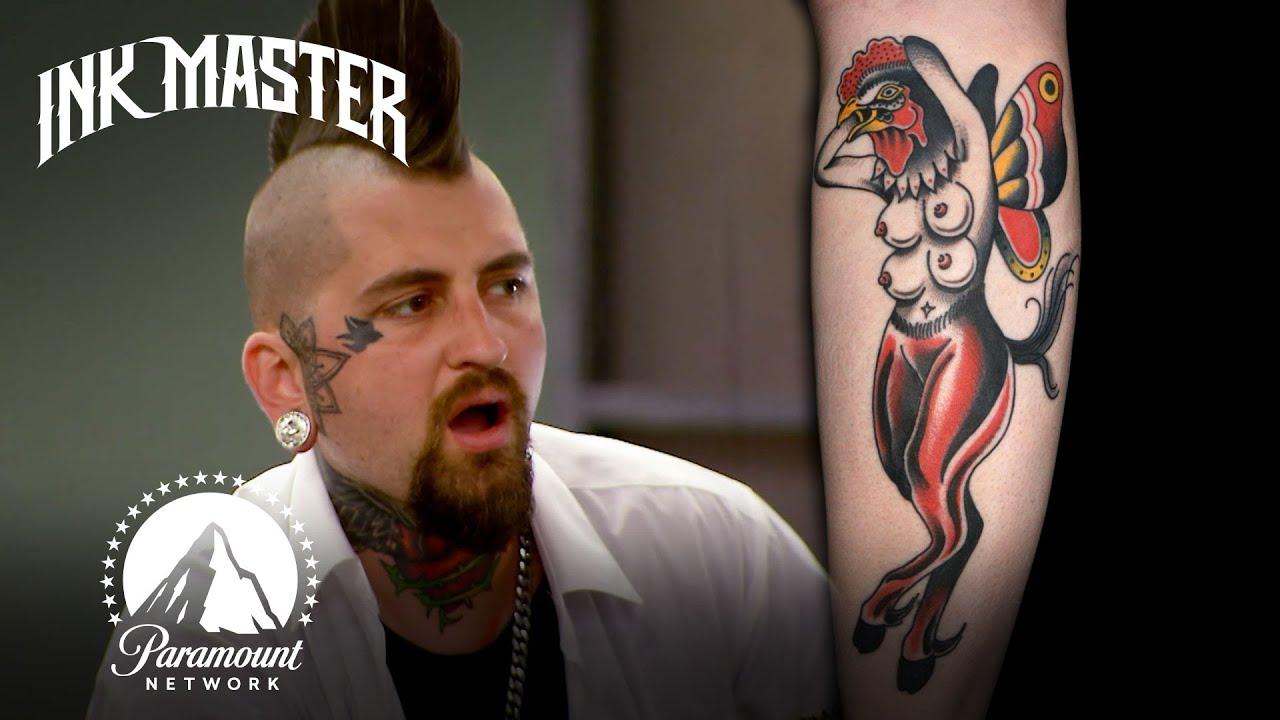 Download Weirdest Tattoos of Ink Master 🤨