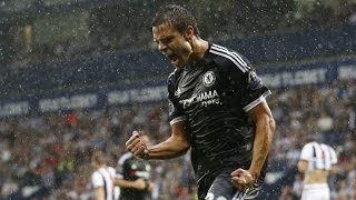 chelsea vs west brom 3 2 all goals highlights 2015