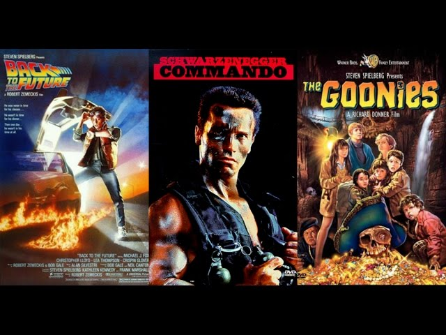 Top 10 Best Movies of 1985