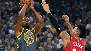 Kevin Durant Plans to Play in Game 5 NBA Finals 2019!