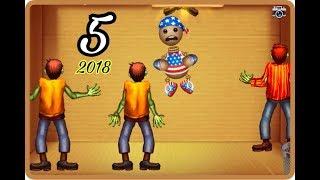 New. KICK THE BUDDY - Gameplay Walkthrough Part 5 - All Bio Weapons & Explosives & Horror ( iOS)