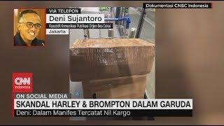 Skandal Harley & Brompton Dalam Garuda