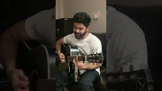Tu Hi Hai | Dear Zindagi - Unplugged (acoustic cover)