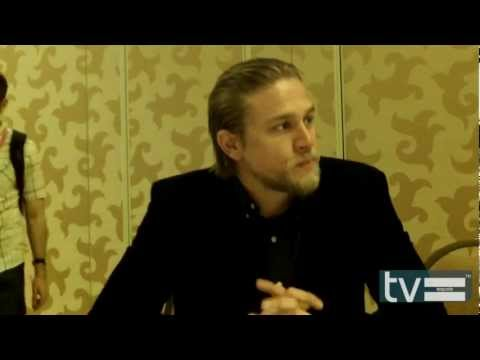 Sons Of Anarchy Season 5: Charlie Hunnam Interview - YouTube