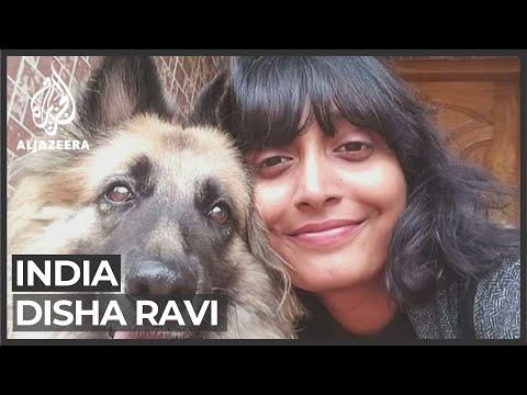 India court extends activist Ravi's detention over farm protests