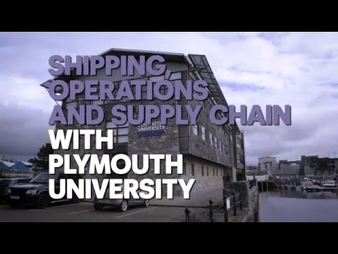 Shipping, Operations & Supply Chain