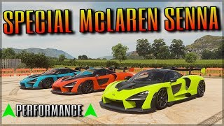 How much better are the Senna SE & AE? | Forza Horizon 4 | Forza Science #4