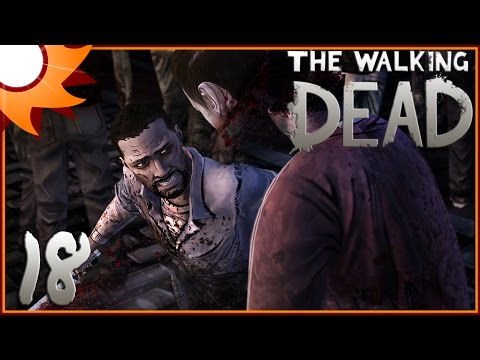 The Walking Dead - No Time Left - Part 18 ...To the Marsh House!...