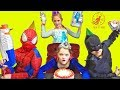 Little Superhero Kids 12 - The Cold Birthday Party and The Super Squad