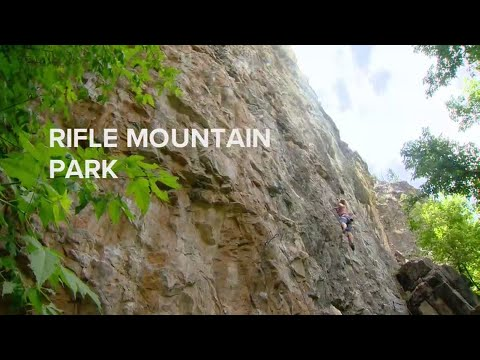 A local's guide to the best climbing routes at Rifle Mountain Park