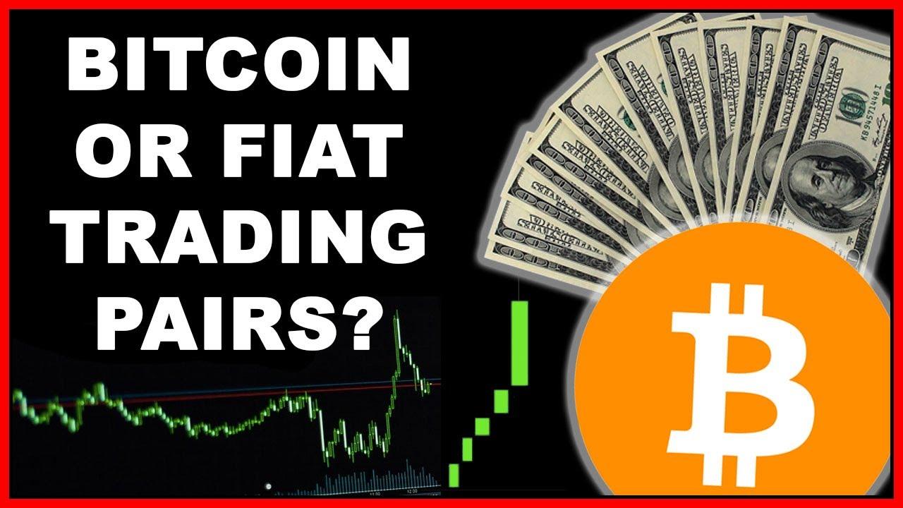 Bitcoin vs. Valuta Fiat: conoscere i dettagli