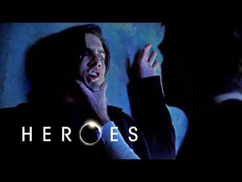 Peter fights Sylar // Heroes S01 E19 - .0.7%