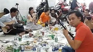 Tất Niên 2016 (tại nhà Tâm Trần) | Hồng Vân | Đôi chiếu Long Cang