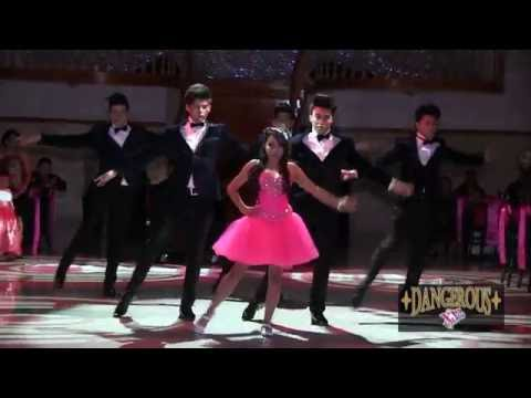 "Dangerous XV Años  - ""Samantha"" Baile de Entrada y Moderno"