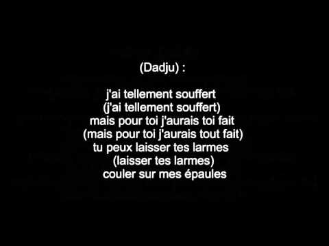 The Shin Sekaï - Mes épaules (PAROLES)