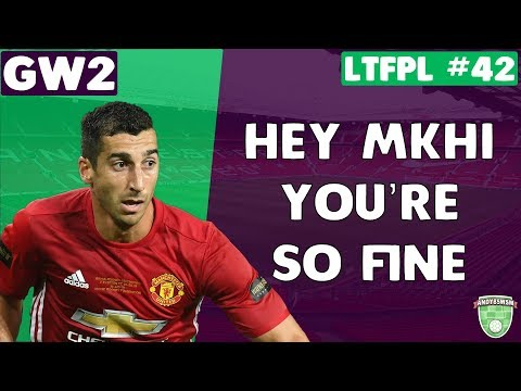 HEY MKHI, YOU'RE SO FINE | Let's Talk Fantasy Premier League 2017/18 | #41