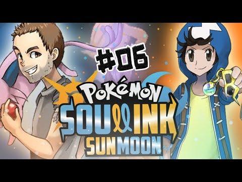 Pokémon S&L Soul Link #6 - PRIMERA PRUEBA