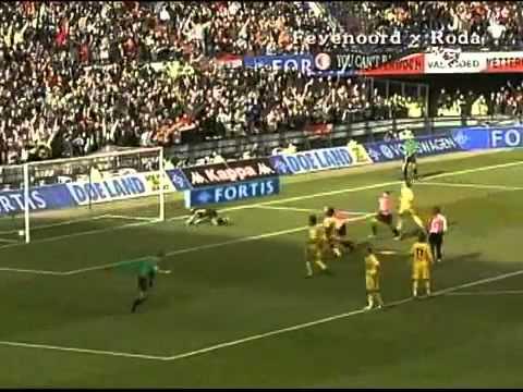 Feyenoord 04/05 (Ono goals/assists)