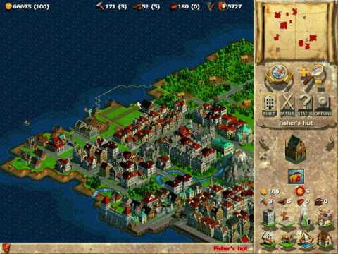 Anno 1602 A.D. 14 A Plague of Pirates - Longplay Gameplay No Commentary