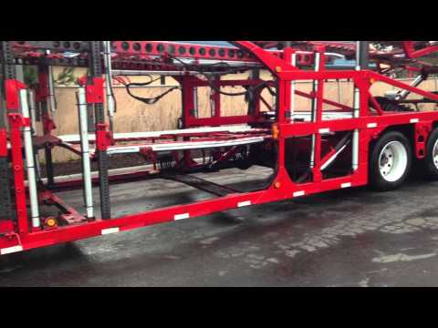 Volvo Car Hauler trailer 9-10 cars 2 ND PART FOR SALE