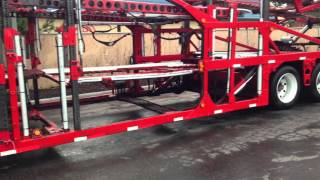 Volvo Car Hauler trailer 9-10 cars  2 ND PART FOR SALE - $39000 (seattle wa) call 4253440258