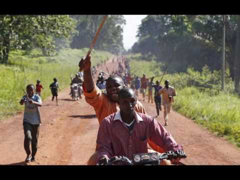 Bambari in Central African Republic, travel