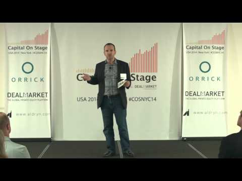 Capital On Stage NY 2014: Daniel Schultz - Gotham Ventures