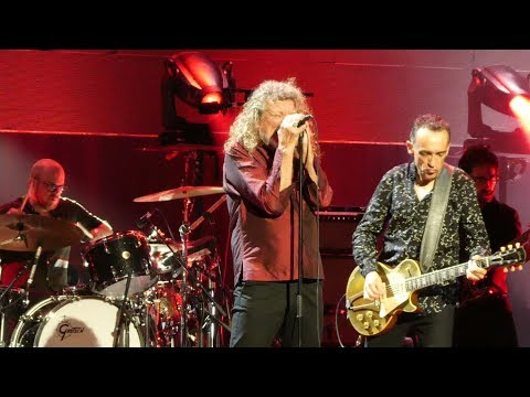 """Please Read the Letter"" Robert Plant@Merriweather Post Pavilion Columbia, MD 6/12/18"