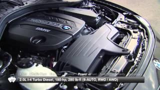 2014 BMW 3 Series Sedan Test Drive
