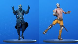 ALL LEAKED FORTNITE EMOTES AND SKINS (Patch 10.20) Borderlands Skin, TSSSSS, Jitterbug and More!