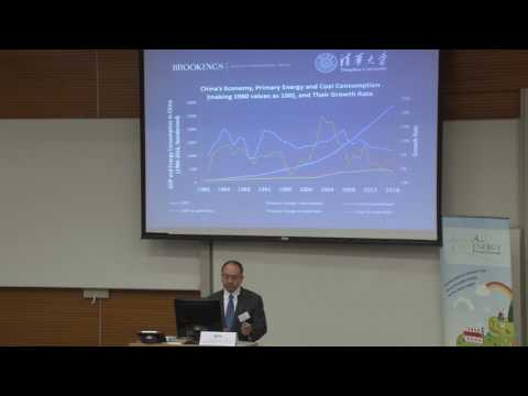 Green Economic Transition & Decarbonization of Energy System in China