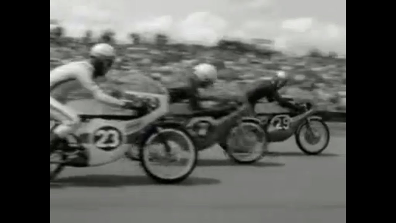 Dave Simmonds Wint Tt Assen 1969 Youtube