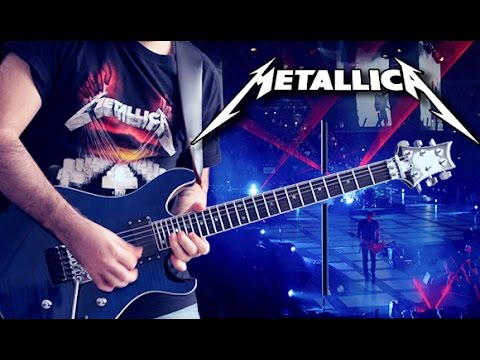 Danilo - Master Of Puppets Guitar Cover (Metallica)