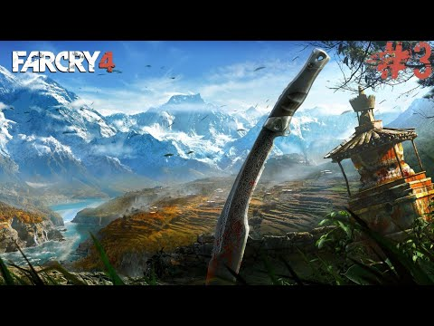 Temple defense and high in the Himalaya | Let's Play FarCry4 #3 | Can we get up to 26 subs ?