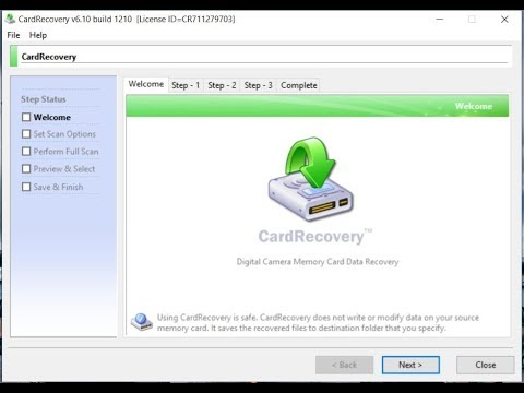 i card data recovery pro registration code