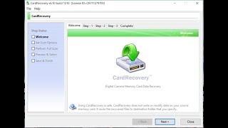 Cardrecovery v6.10 Pro Full crack