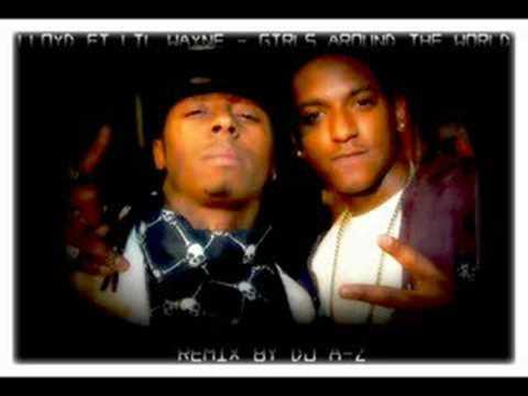 Download Lloyd ft Lil Wayne - Girls Around The World