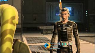 SWTOR - Every Ranna Tao'Ven Conversation *Contains Spoilers*