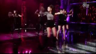 [HD] K-pop Girl Group Dance battle 2010 [Ft. SNSD - 2ne1 - Kara - 4Minute - After School]