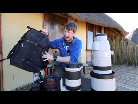 What's In My Bag | Landscape & Wildlife Photography